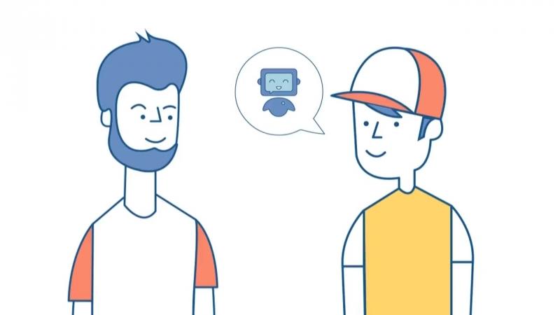 Видео. Чат боты для малого и среднего бизнеса