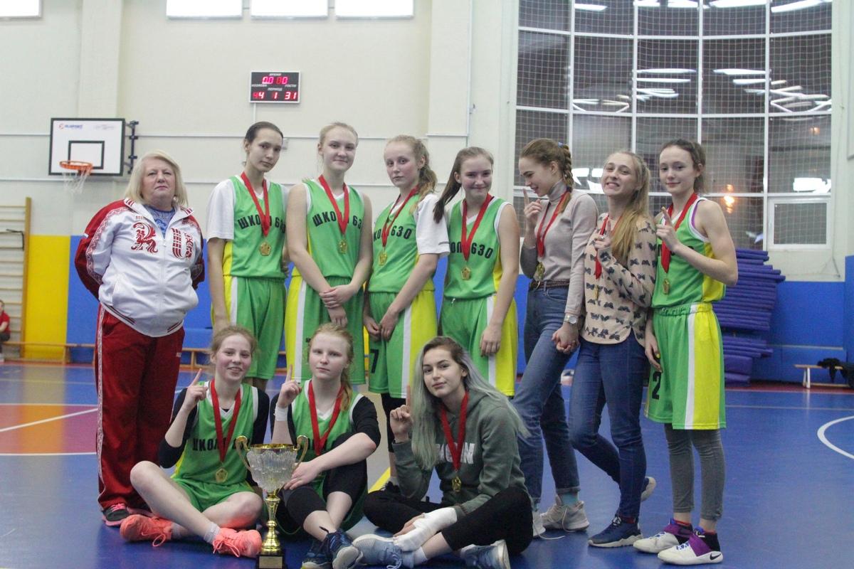 В Москве завершилось Первенство «Победный мяч» среди девушек 2003/2004 годов рождения