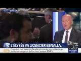 L'affaire Benalla Une grosse tache pour la France en marche !