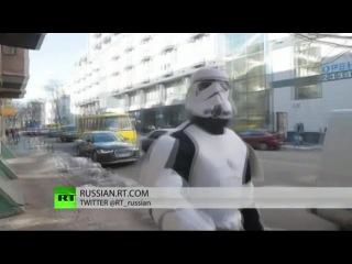 Дарт Вейдер захватил Министерство юстиции Украины Coub