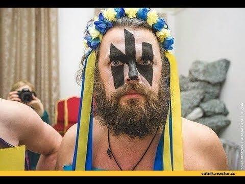 Новая порция искрометного украинского юмора и немного политики )