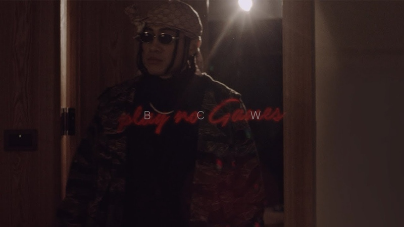 BCW FT. A-FLIGHT《PLAY NO GAMES》[Official Music Video]