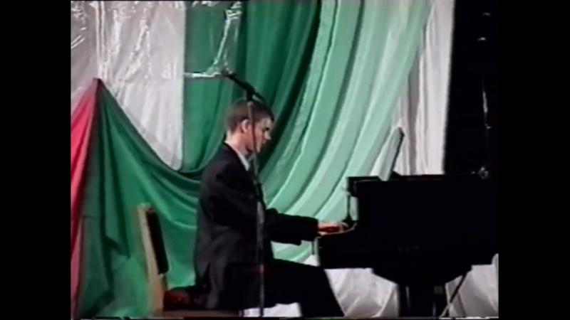 Фрагмент с концерта Ф. Шопен. Полонез. Исп. Леонид Горячкин
