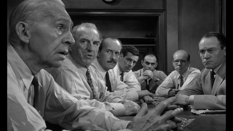 12 РАЗГНЕВАННЫХ МУЖЧИН _ 12 Angry Men (1957)