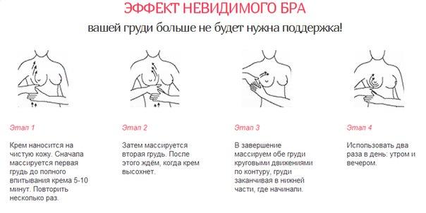 как увеличить грудь с помощью массажа груди