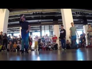 Bboy Grom (OutStanding crew, Sochi) - World Bboy Classic 2018
