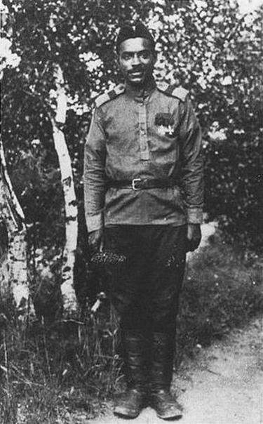 Как полинезиец стал кавалером георгиевских крестов III и IV степеней.
