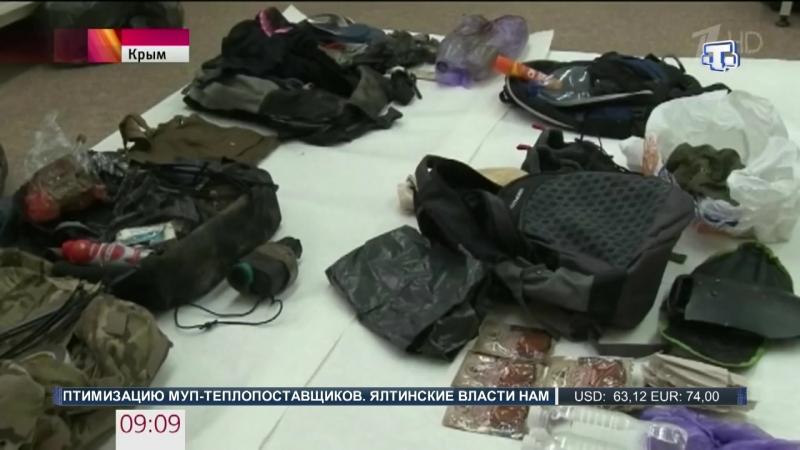Верховный суд Республики Крым вынес приговор гражданину Украины, обвиняемому в подготовке диверсий на полуострове