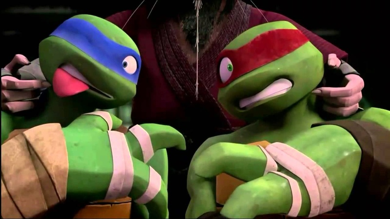 MV - Leo x Raph - You are my number one TMNT 2012-15