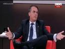 Jair Bolsonaro fala na cara da Rede Globo que Roberto Marinho apoiou Regime Militar 1964