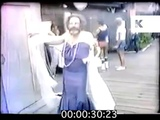 1970s Drag Queen on Fire Island Kinolibrary x Nelson Sullivan