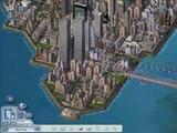 SimCity 4 New York - Big apple ( GTA IV New York Manhattan )