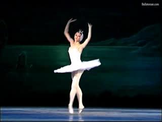 Лебединое Озеро-( Грачева-Уваров)Тбилиский театр оперы и балета