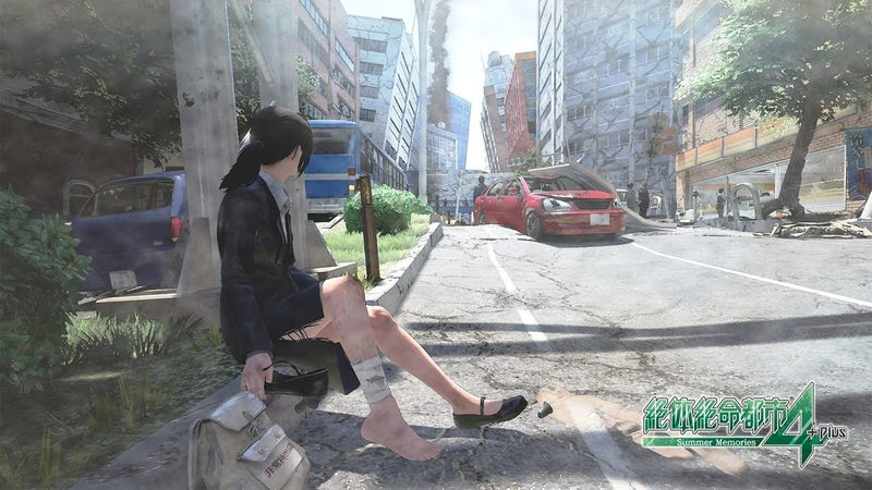 Disaster Report 4 Plus: Summer Memories - New Trailer with Release Date (PS4)