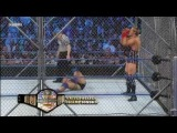 [#My1] Santino Marella vs Jack Swagger United States Championship Steel Cage Match WWE Smackdown 3 8 12