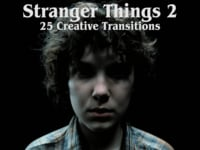 Stranger Things 2 - 25 Creative Transitions