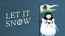 LET IT SNOW Game of Thrones / Adventure Time mashup