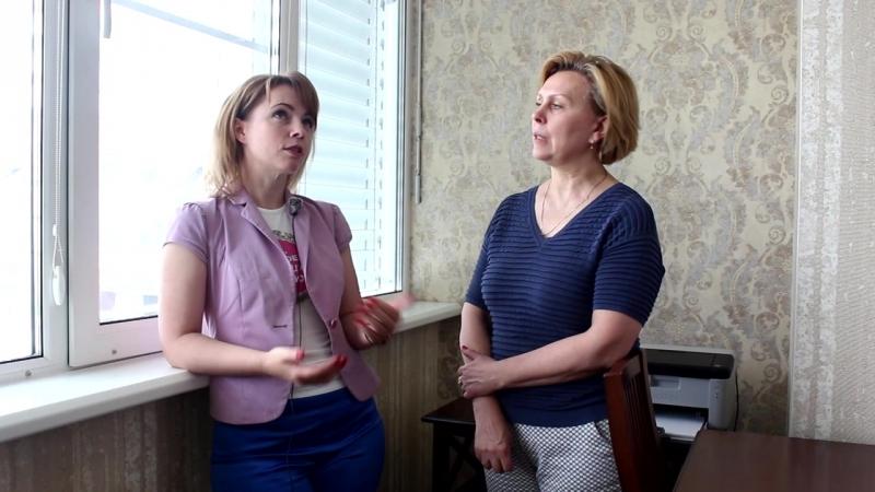 В гостях у Людмилы Алексеевны Жгун