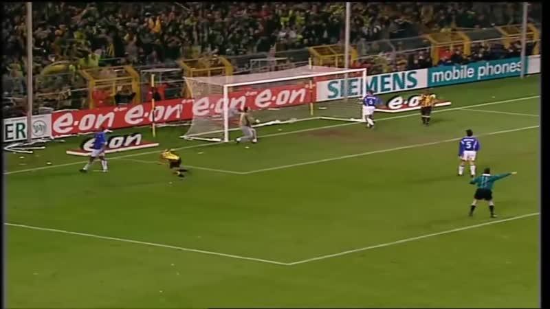 Bundesliga Klassiker- Saison 2000-2001 (обзор чемпионата германии сезон 2000-2001