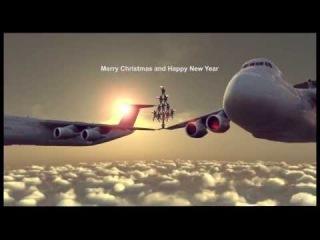Привет от Чака Норриса эпоса Рождество сплит