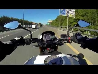 Ride to Work Day (Stels 600 Benelli)