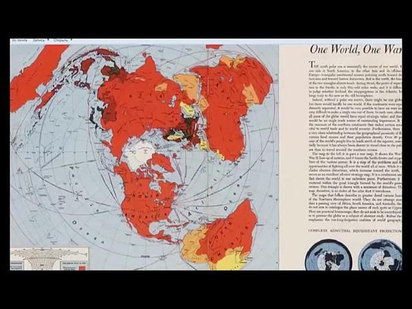 Плоская Земля Ядерного оружия нет радиации нет кругом ложь