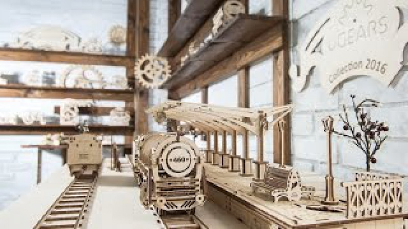 UGEARS Best Moments