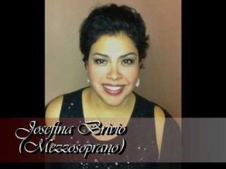 """Sposa son disprezzata"" -Bajazet (A.Vivaldi) - Josefina Brivio (Mezzosoprano)"