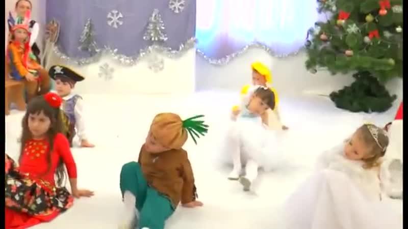 Танец Буратино муз.рук. Цилик Л.В