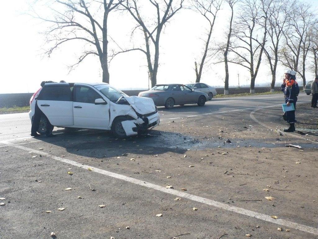 На трассе «Таганрог-Ростов» в ДТП пострадал 3-летний ребенок