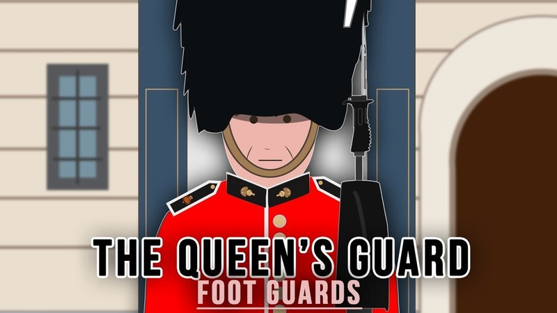 The Queens Guard