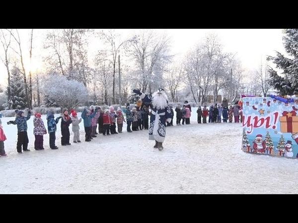 Письмо Деду Морозу. ДИА-ТВ