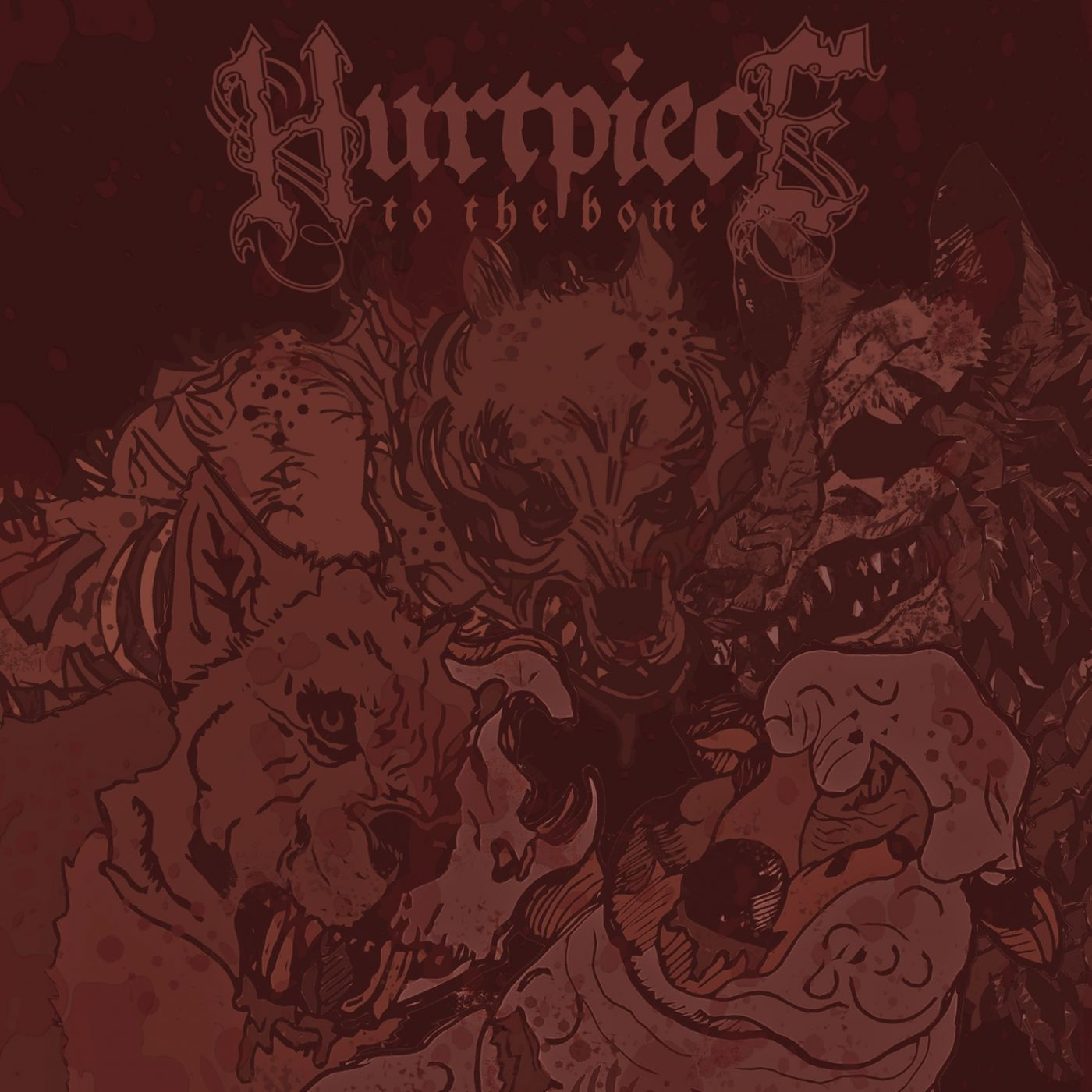 Hurtpiece - To the Bone [EP] (2019)