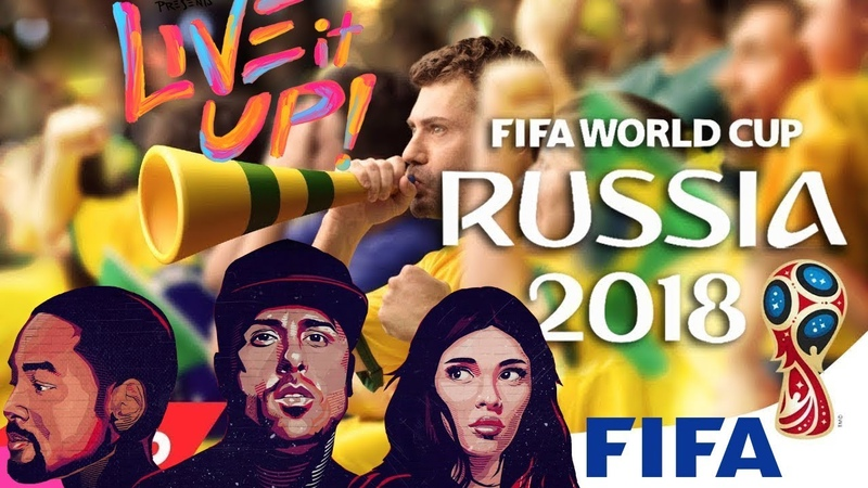 Live It Up - Nicky Jam Will Smith (Fifa Official Videos Songs) Fifa World Cup 2018 Theme Song