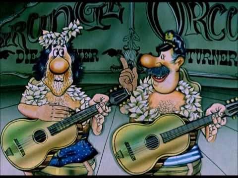Гавайские частушки-Приключения капитана Врунгеля