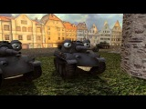 World of Tanks, охрененное фан видео :)