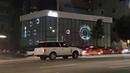 Автосалон AUDI в Корее. Обратная проекция