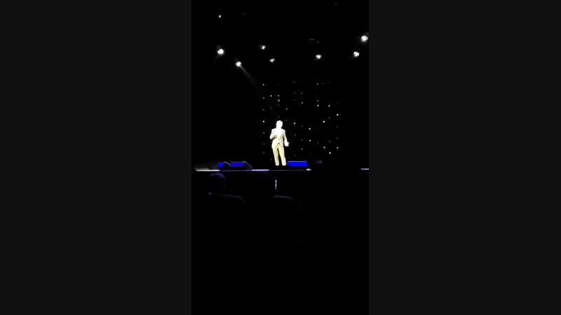 Александра Горчакова - Live