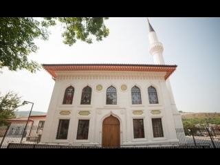 Орта-Джами - мечеть, в которой показывали кино