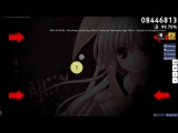 osu! Archive   rustbell   IOSYS - Kanbu Sugu Tokeru ~ Kyouki no Udongein [Hard] +HD,FL   FC 99.57%