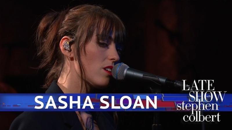 Sasha Sloan Performs 'Older'