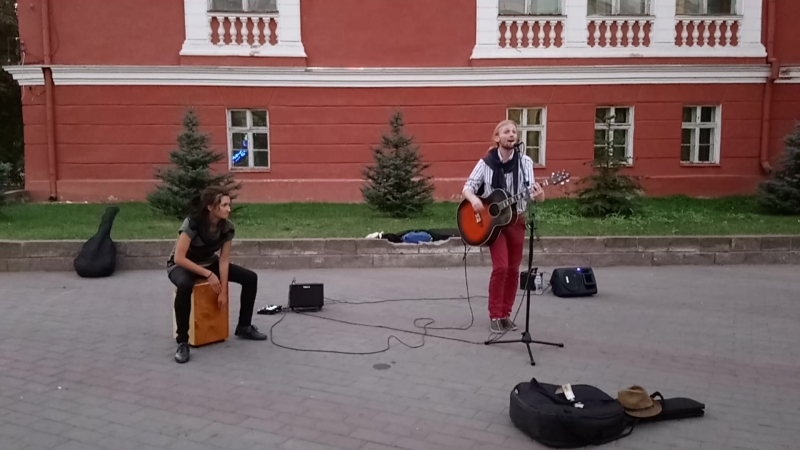 Ляпис Трубецкой - Воины Света (cover by коллектiF)