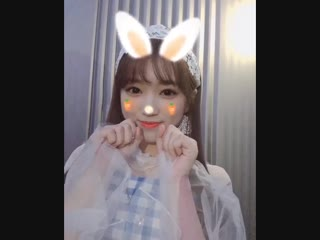 181116 IZONE instagram update with Nako