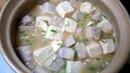 家里只剩一个芋头,买了2元豆腐丢进锅里一煮,太香了!