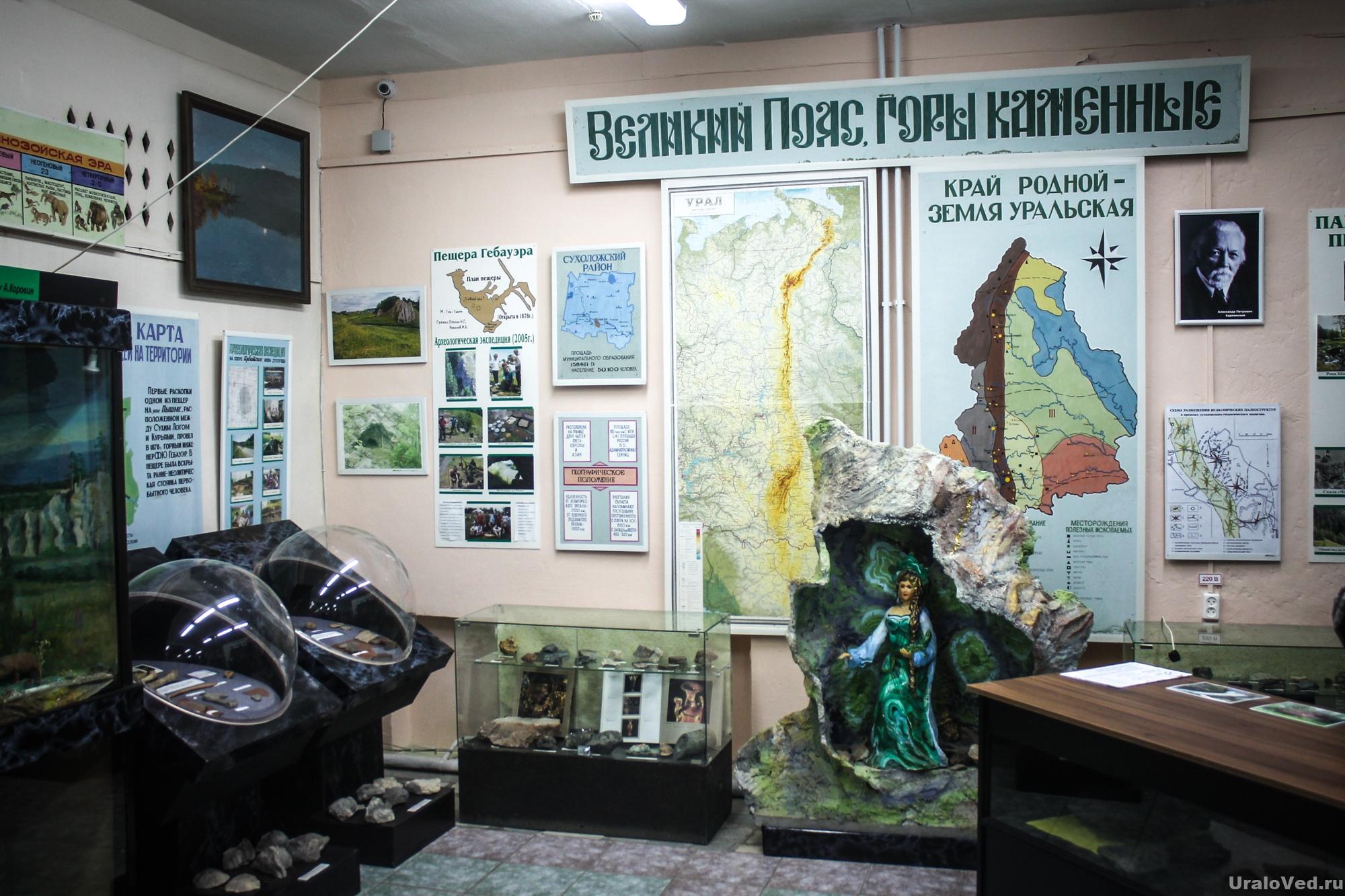 Сухоложский краеведческий музей