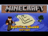 Minecraft: Classic Survival Island - Red Wool #15