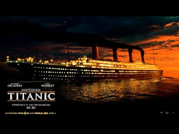 Titanic Theme - ''Hymn to the Sea''