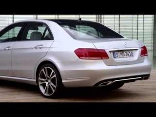 Mercedes Benz -The new E-Class/ Новый Е класс/ Yeni E klass 2013