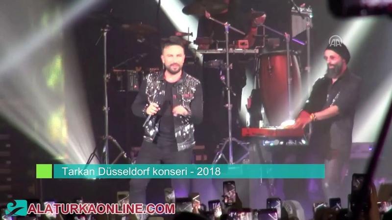 Tarkan Düsseldorf Konseri 2018