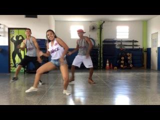 Ô ME LIBERA NEGA - MC BEIJINHO FEAT FELIPE ESCANDURAS - Coreografia | Três2Um Dance